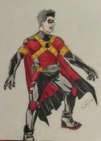Red Robin New 52 by ThePumpkinKing14