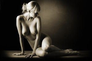 untitled nude 02 by mopas