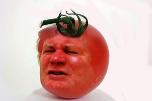 tomato man by colour-full
