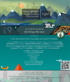 egles bday - final by NoFearl