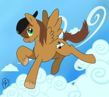 Up In The Air by Justpeacheyy