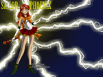 Doll: Sailor Phoenix by rashaka