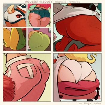 Guess the Booty - Round 5 - Rewards by HugoTendaz