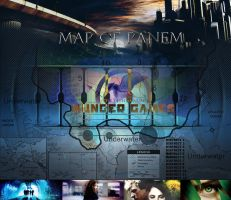A MAP OF PANEM HUNGER GAMES by Miss-deviantE