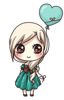 Claire by little-lost-penguin