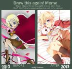 Before After meme 2010-2013 by Furihime