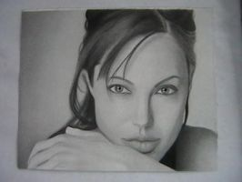 Angelina Jolie by aracelly402