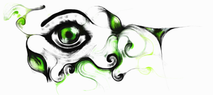 Abstract Eye Competition by Dragringa