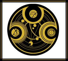 Seal of Rassilon by InsidiousYoink