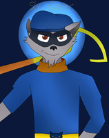 Sly Cooper by ExtraMediaLover
