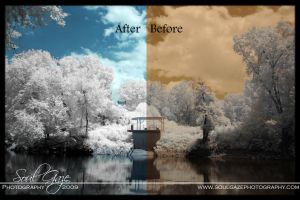 IR before and after 1 by GothicAmethyst