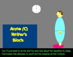 Writer's Block by Ironhold
