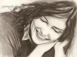 Audrey Tautou by Jujuly21
