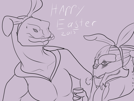 EASTER by EroomAlly