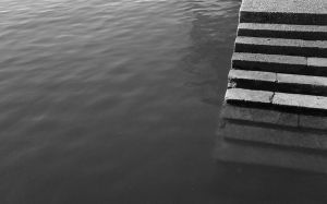 Steps underwater by paters87