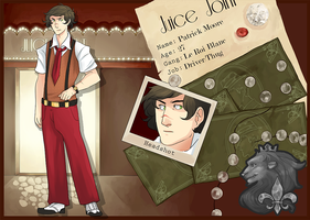 JJ - Patrick Moore by Golly-chan