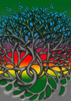 Tree of Life by Rick-Lilley