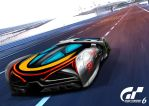 Citroen 2027 LMP1 EV at Special Stage Route X by toyonda