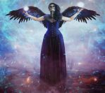 The Dark angel by safiiclon36