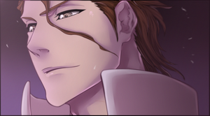 Aizen by staf93