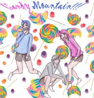 Candy Mountain!!! by natalia010995