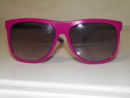 Pink Sunglasses by Wisp-Stock