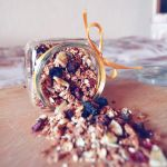 home made granola by artahh