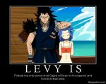 why levy and gajeel HAVE to be togheter by animeamaya14