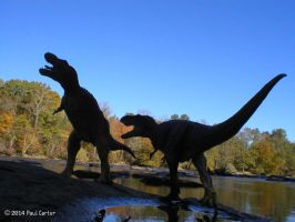 Cretaceous Dawn. by Carnosaur