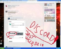 Discord....  everywere in my life... by BlastWint