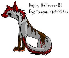 Happy late holloween...? by annameg1002