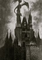 The Guardian of the Castle by Rosalie-Julia