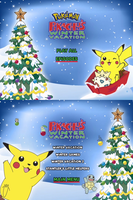 Pikachu's Winter Vacation DVD Menu by dakotaatokad