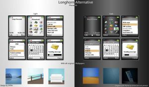 Longhorn Alternative Phone Kit by St3ffen