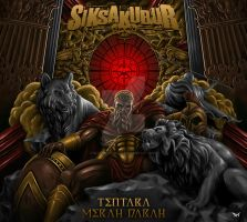 SIKSAKUBUR front album cover by blossomdec4y
