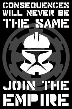 Join The Empire by Yoyus