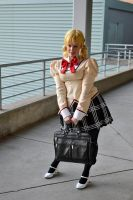 Mami - school uniform by hiddentalent1