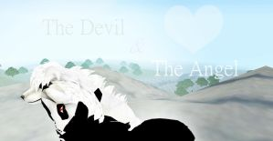 The Devil and the Angel by Orkekum