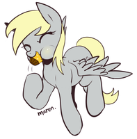 Derpy by Marenlicious