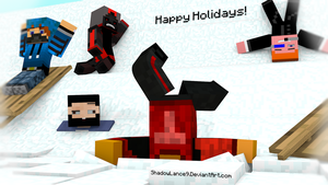 :MC: Happy Holidays! by ShadowLance9