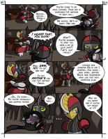 Mission 7: Of Knights and Pawns - Page 32 by CrimsonAngelofShadow