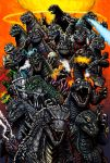 60 Years of Mayhem - colors by KaijuSamurai