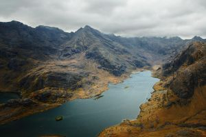 Lochcoruisk by younghappy