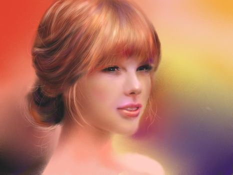Taylor Swift WIP by fantafiction