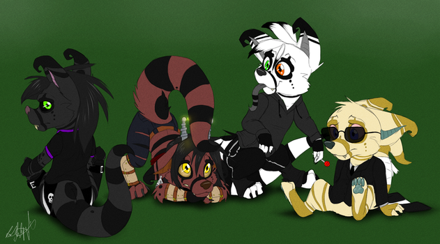 Teh Cruxlings by Nessia