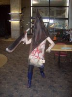 Pyramid Head Attacks by Fatala