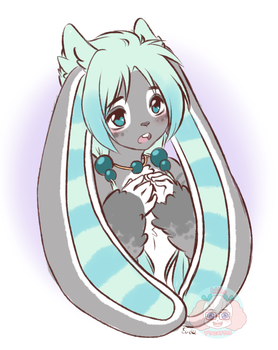 Sketch - Rhune by LittleMacarons