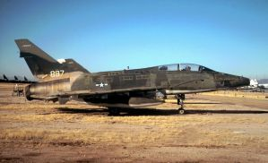 Century Series F-100F by F16CrewChief