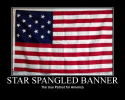 Star-Spangled Banner by Balddog4
