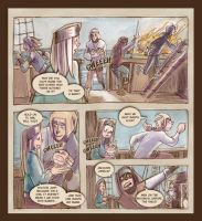 Webcomic - TPB - The Slave Ship - Page 12 by Dedasaur